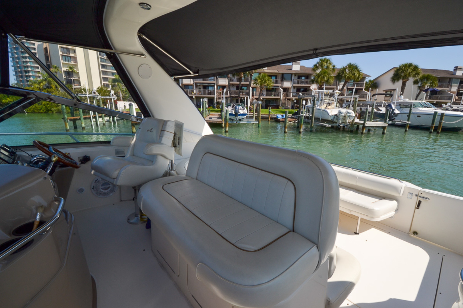 Sea Ray-400 Sundancer 1998-Daze Off Clearwater Beach-Florida-United States-1371570 | Thumbnail