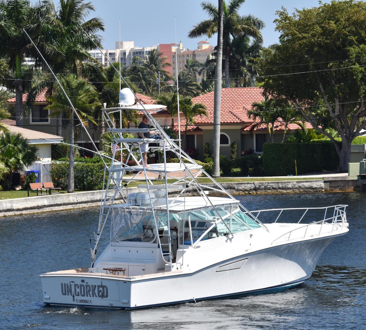 Picture Of: 45' Cabo Express 2000 Yacht For Sale | 2 of 33