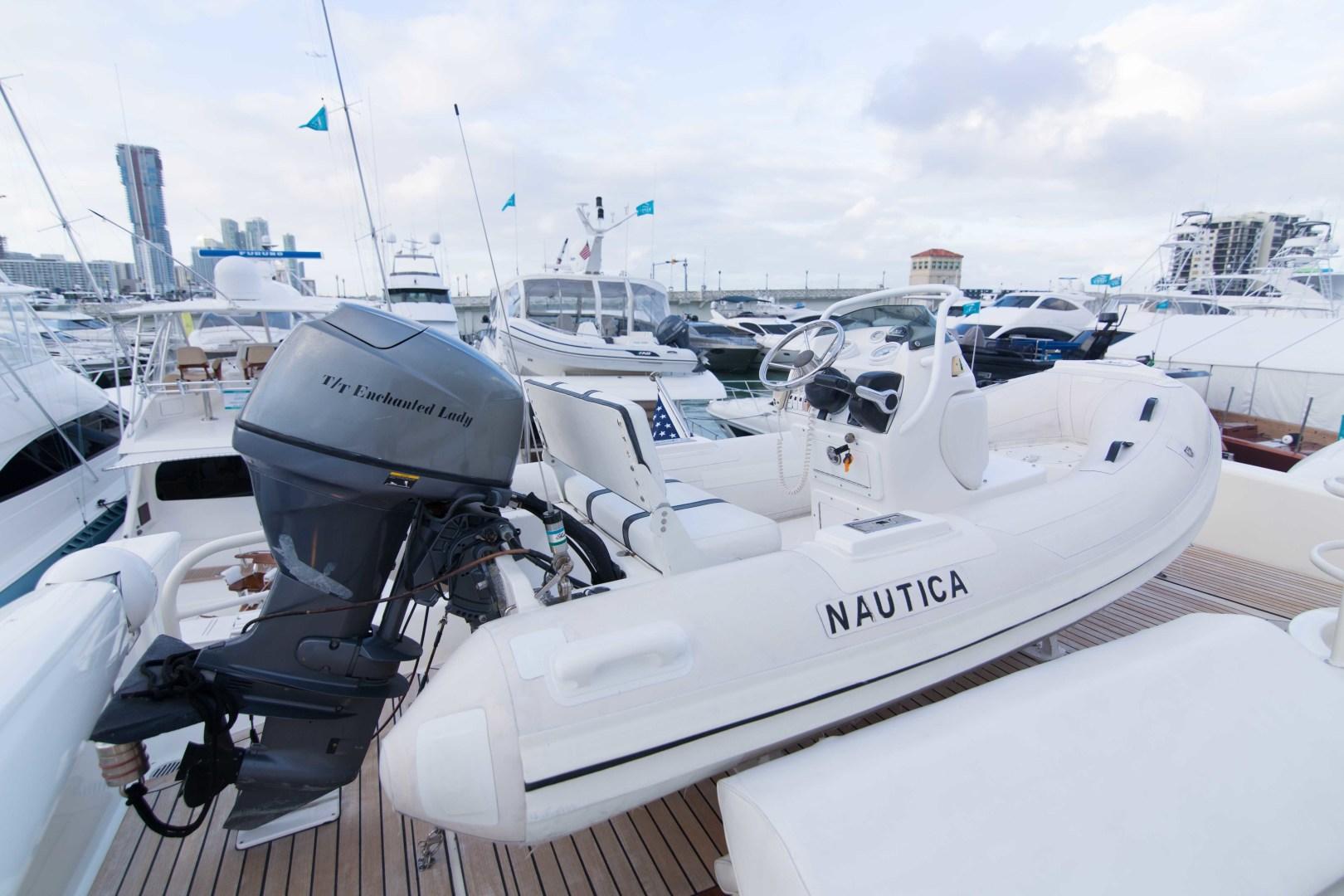 Azimut-Motor Yacht 2001-Enchanted Lady North Palm Beach-Florida-United States-Tender-1372231 | Thumbnail