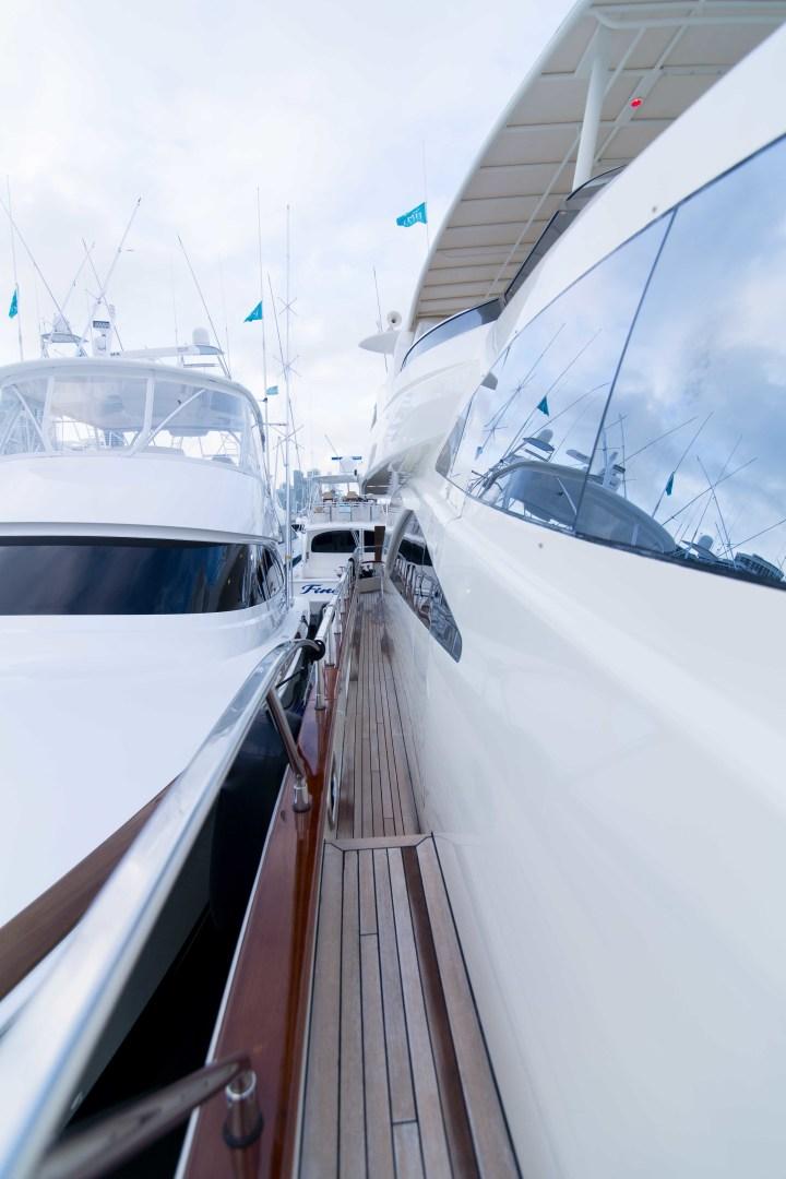 Azimut-Motor Yacht 2001-Enchanted Lady North Palm Beach-Florida-United States-Walkaround-1372235 | Thumbnail
