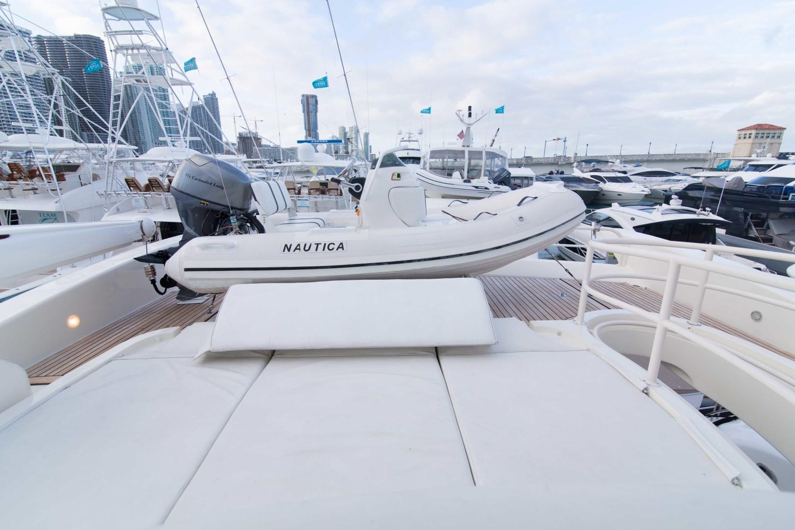 Azimut-Motor Yacht 2001-Enchanted Lady North Palm Beach-Florida-United States-Tender-1372229 | Thumbnail