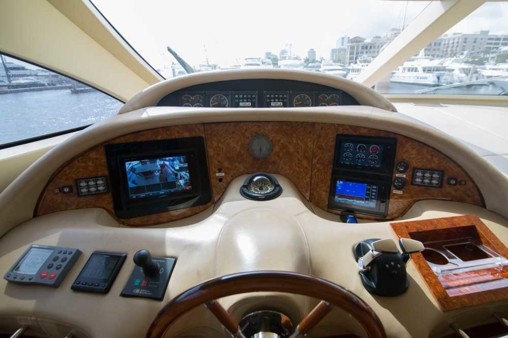 Azimut-Motor Yacht 2001-Enchanted Lady North Palm Beach-Florida-United States-Helm-1372119 | Thumbnail