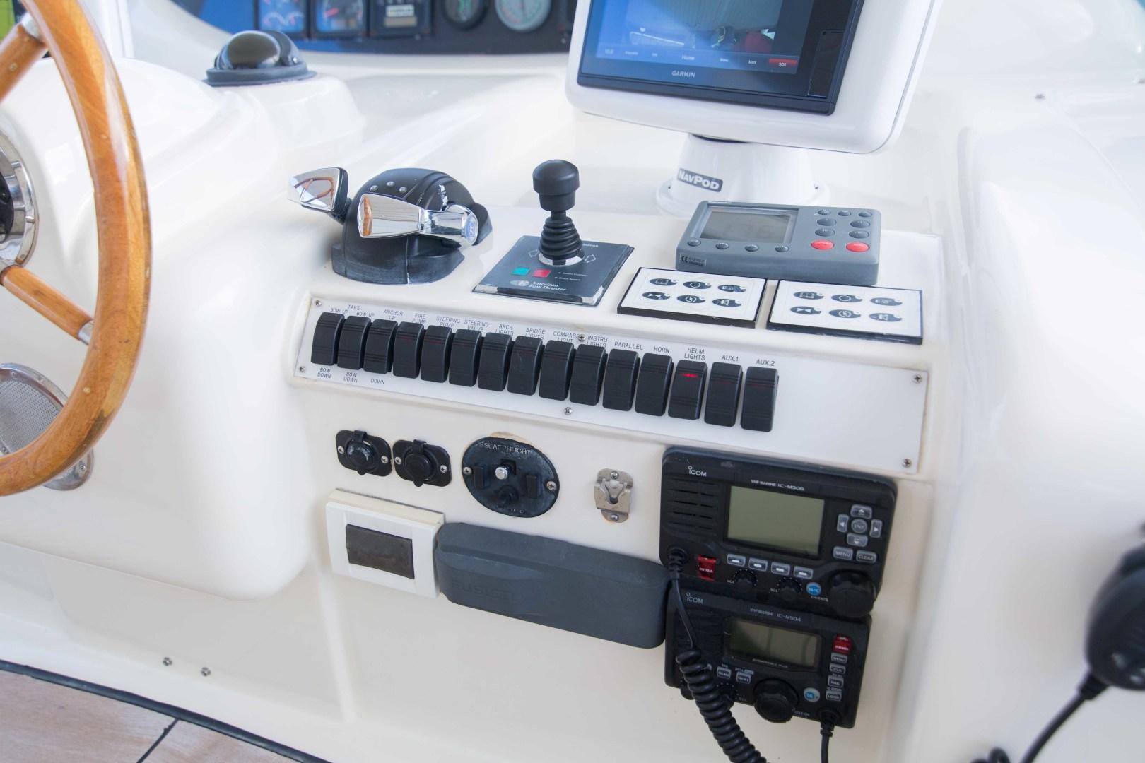 Azimut-Motor Yacht 2001-Enchanted Lady North Palm Beach-Florida-United States-Flybridge-1372218 | Thumbnail