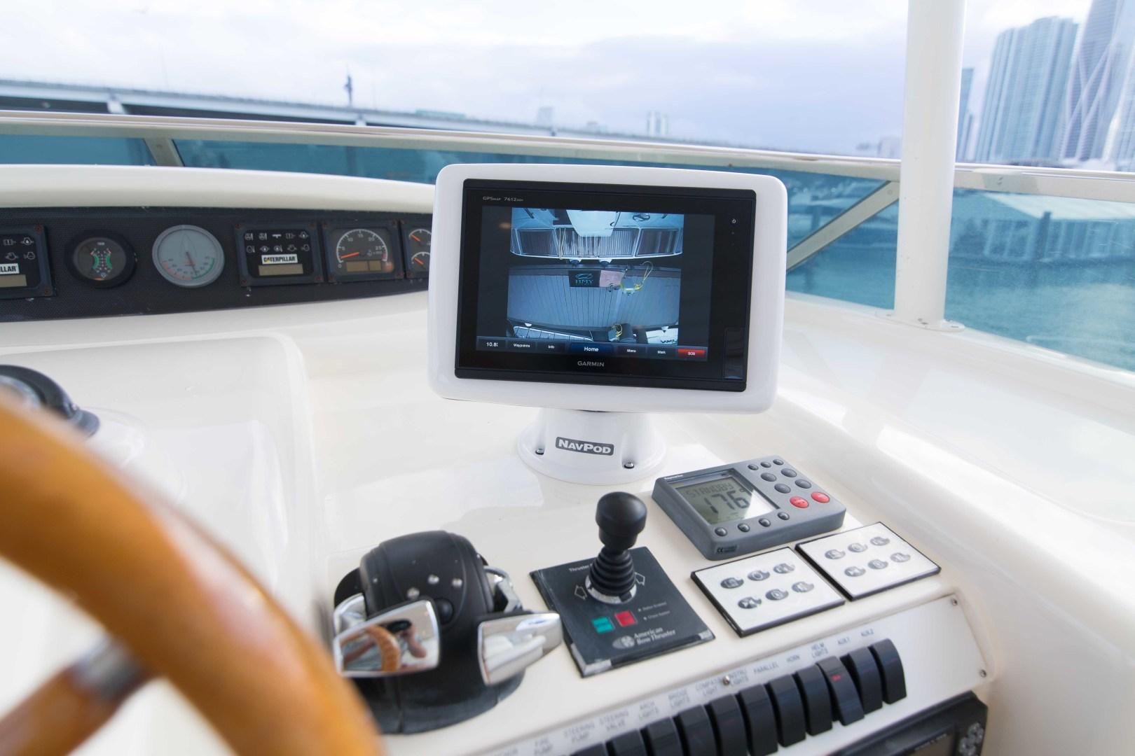 Azimut-Motor Yacht 2001-Enchanted Lady North Palm Beach-Florida-United States-Flybridge-1372214 | Thumbnail