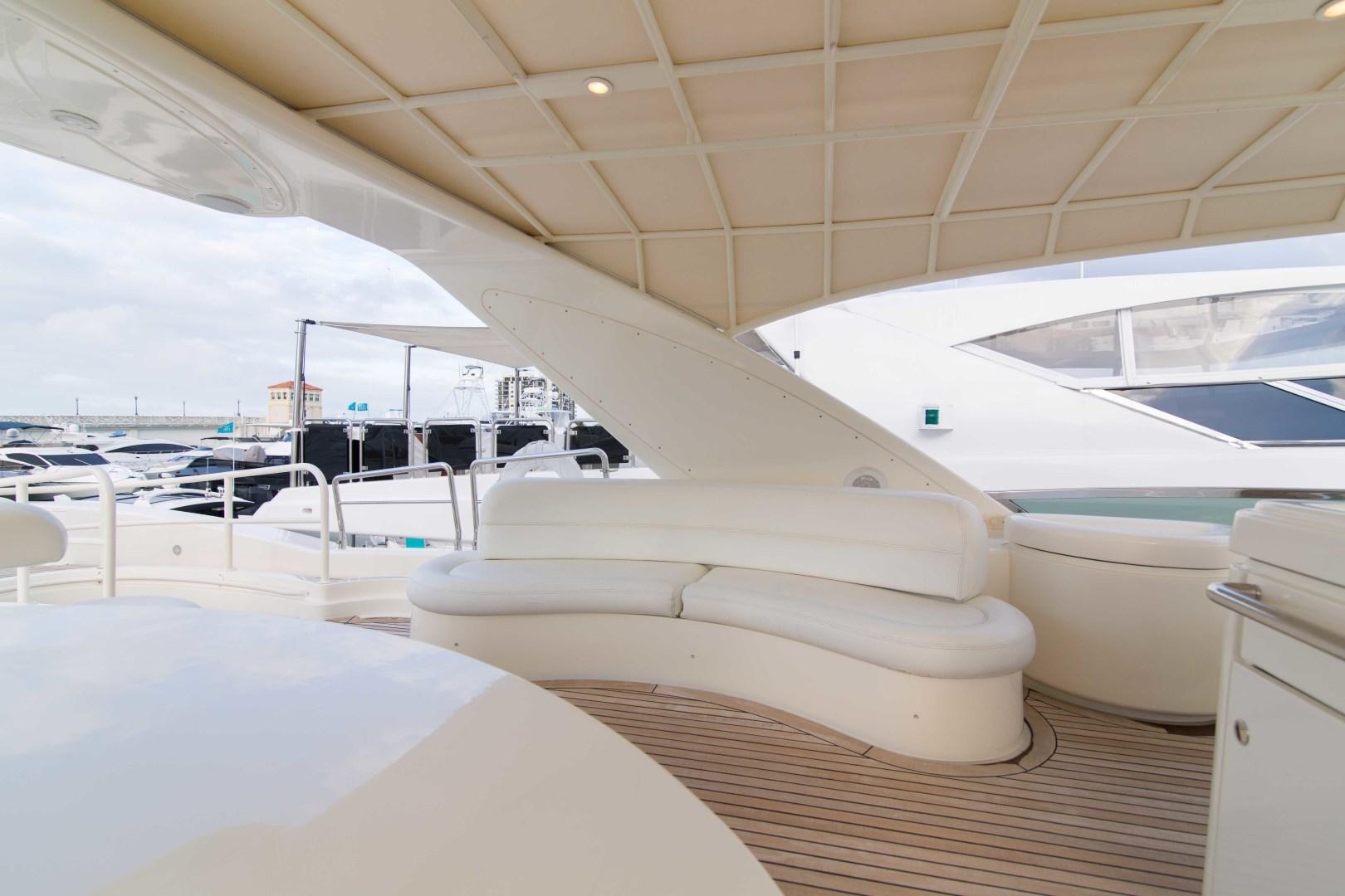 Azimut-Motor Yacht 2001-Enchanted Lady North Palm Beach-Florida-United States-Flybridge-1372223 | Thumbnail