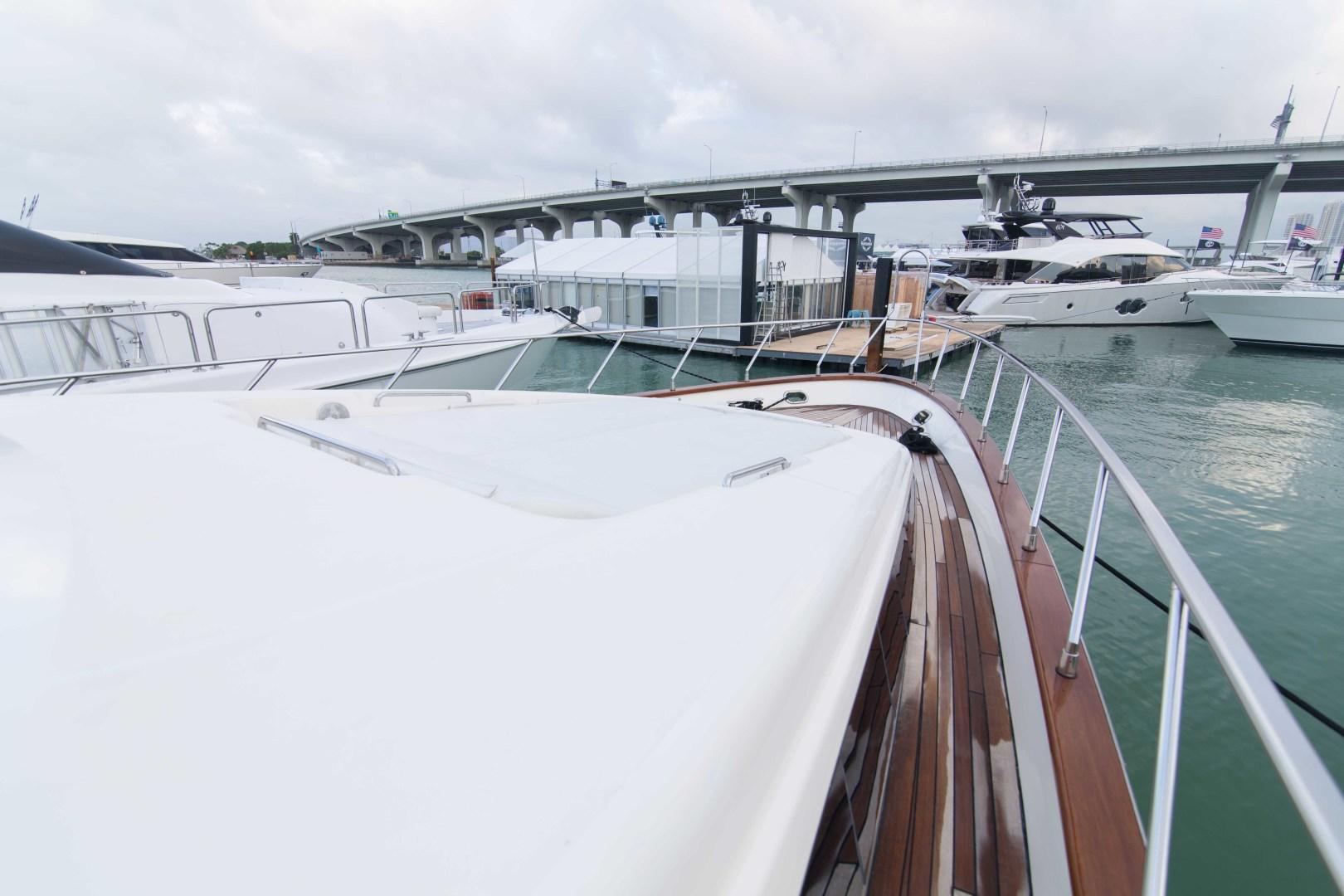 Azimut-Motor Yacht 2001-Enchanted Lady North Palm Beach-Florida-United States-Bow-1372238 | Thumbnail