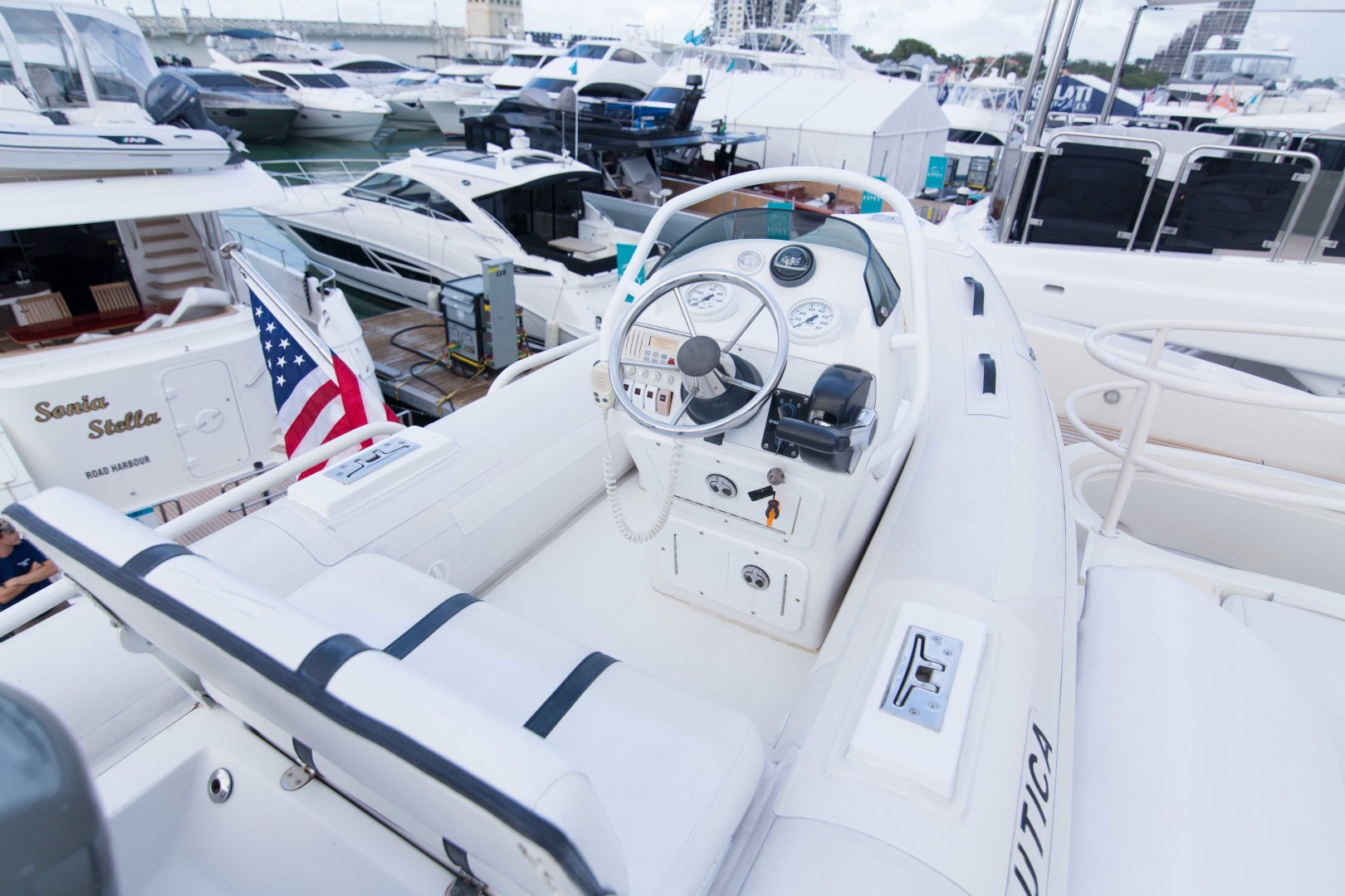 Azimut-Motor Yacht 2001-Enchanted Lady North Palm Beach-Florida-United States-Tender-1372232 | Thumbnail