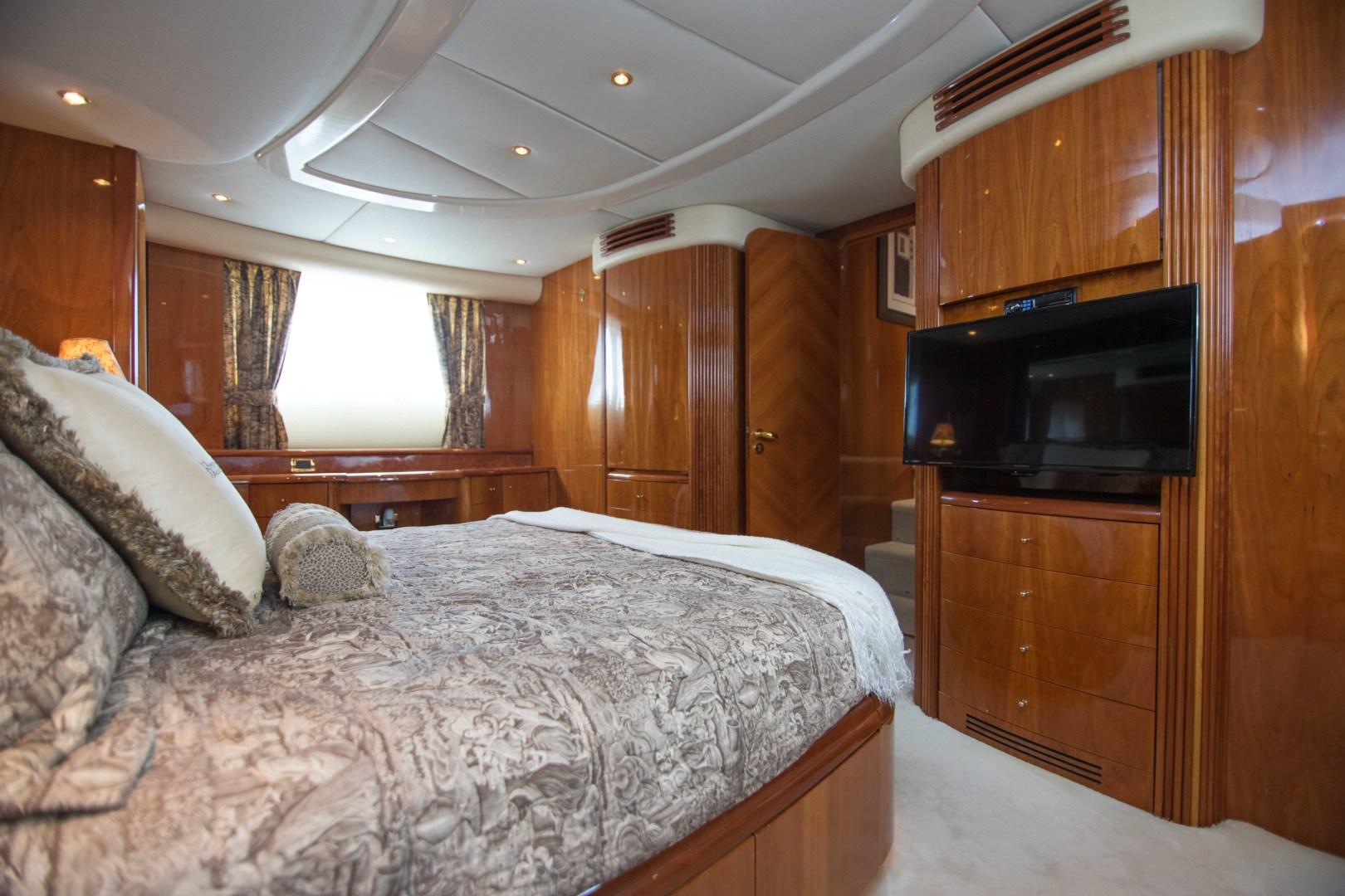 Azimut-Motor Yacht 2001-Enchanted Lady North Palm Beach-Florida-United States-Master Stateroom-1372146 | Thumbnail