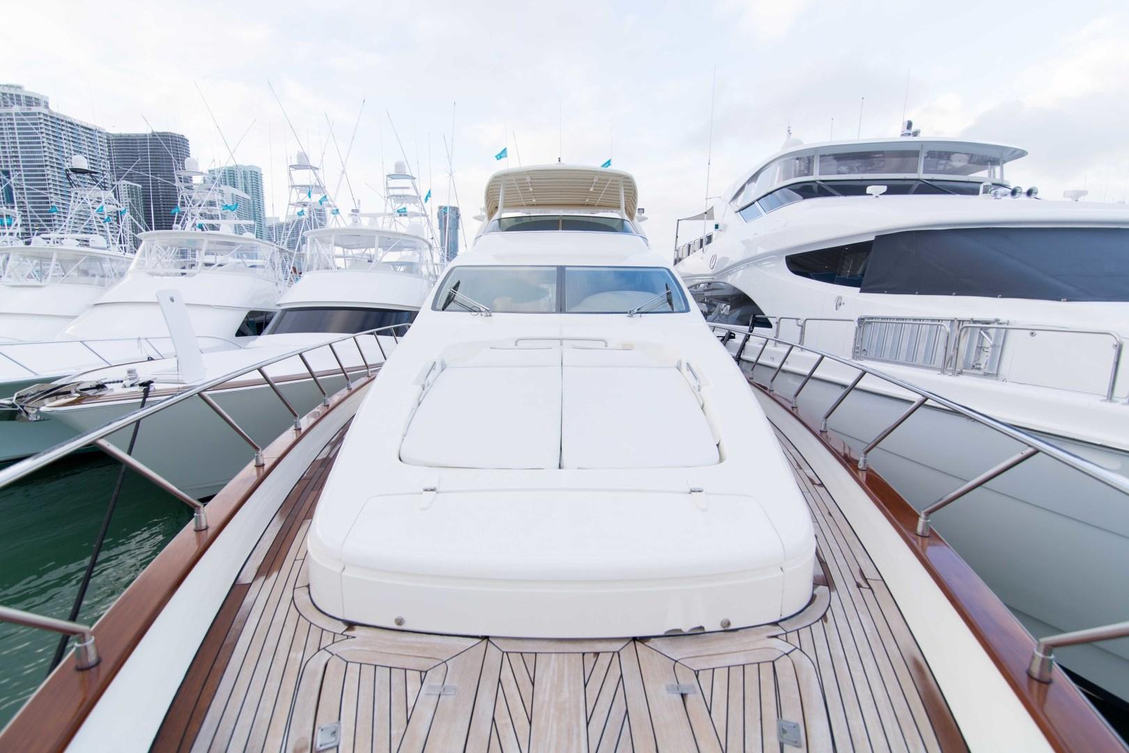 Azimut-Motor Yacht 2001-Enchanted Lady North Palm Beach-Florida-United States-Bow-1372239 | Thumbnail