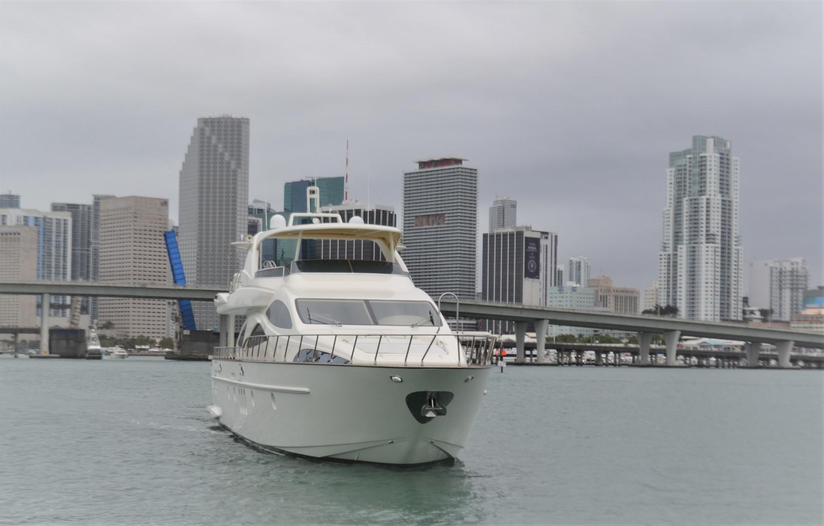 Azimut-Motor Yacht 2001-Enchanted Lady North Palm Beach-Florida-United States-Enchanted Lady-1372261 | Thumbnail