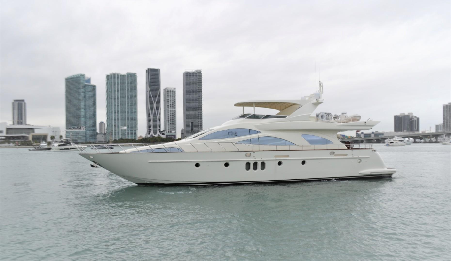 Azimut-Motor Yacht 2001-Enchanted Lady North Palm Beach-Florida-United States-Enchanted Lady-1372262 | Thumbnail