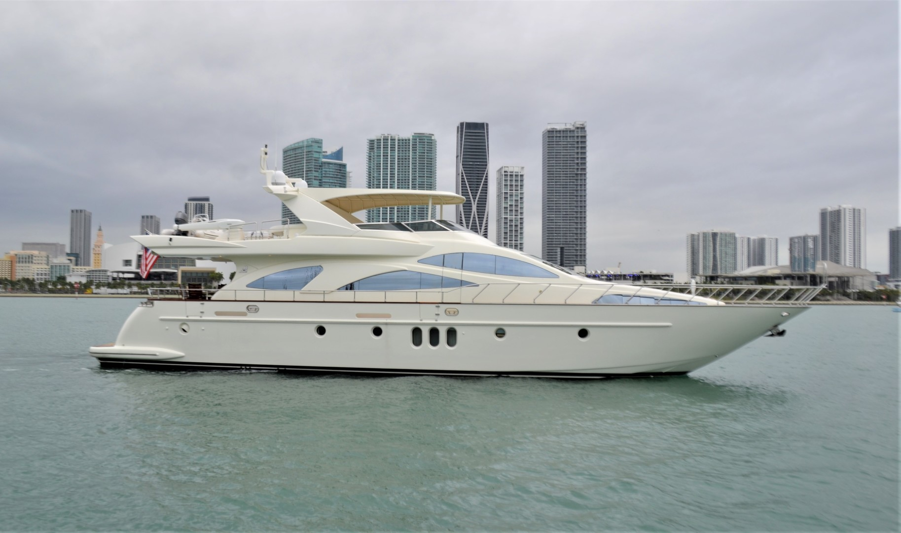 Azimut-Motor Yacht 2001-Enchanted Lady North Palm Beach-Florida-United States-Enchanted Lady-1372263 | Thumbnail