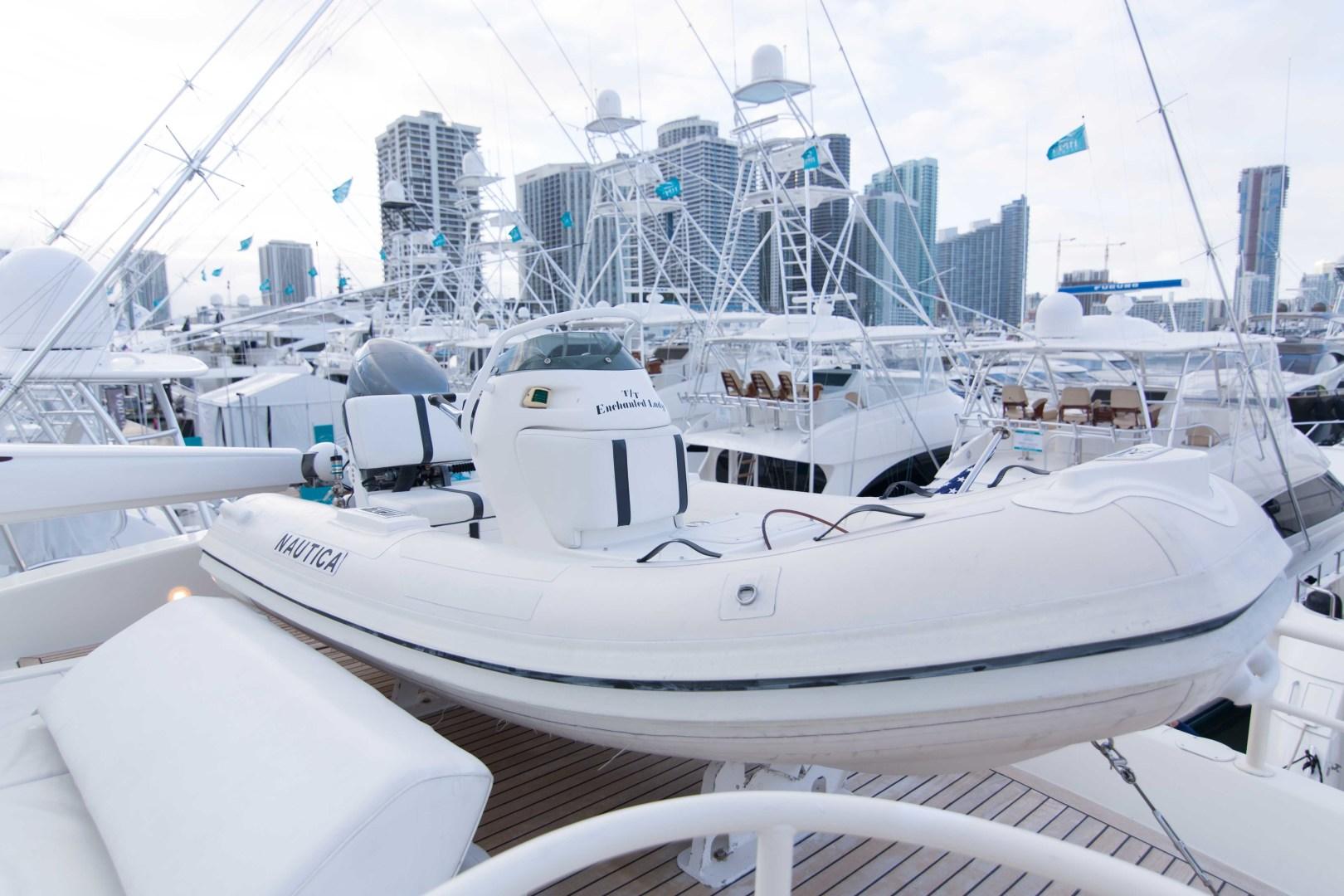 Azimut-Motor Yacht 2001-Enchanted Lady North Palm Beach-Florida-United States-Tender-1372230 | Thumbnail
