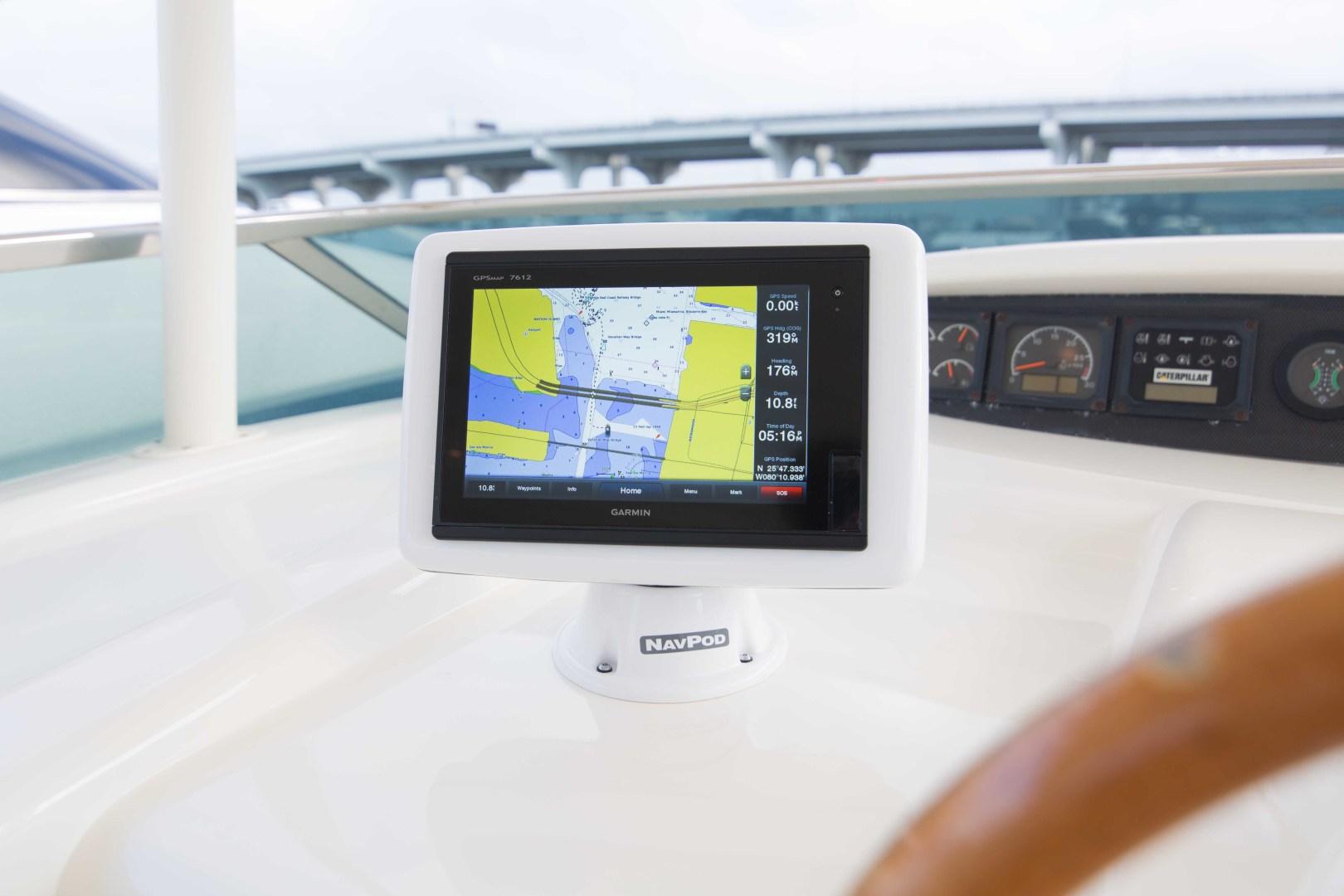 Azimut-Motor Yacht 2001-Enchanted Lady North Palm Beach-Florida-United States-Flybridge-1372215 | Thumbnail
