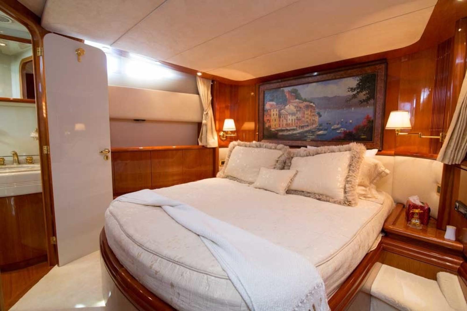 Azimut-Motor Yacht 2001-Enchanted Lady North Palm Beach-Florida-United States-VIP Stateroom-1372164 | Thumbnail