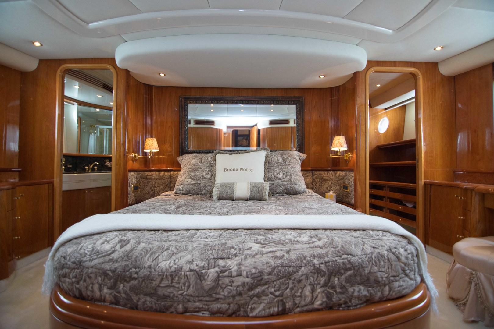 Azimut-Motor Yacht 2001-Enchanted Lady North Palm Beach-Florida-United States-Master Stateroom-1372139 | Thumbnail