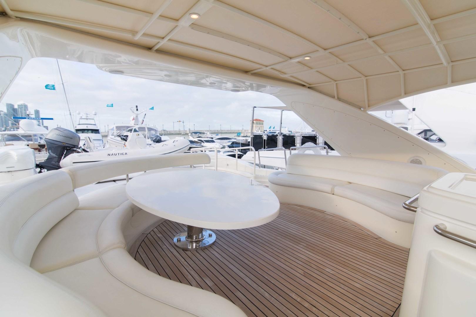 Azimut-Motor Yacht 2001-Enchanted Lady North Palm Beach-Florida-United States-Flybridge-1372220 | Thumbnail