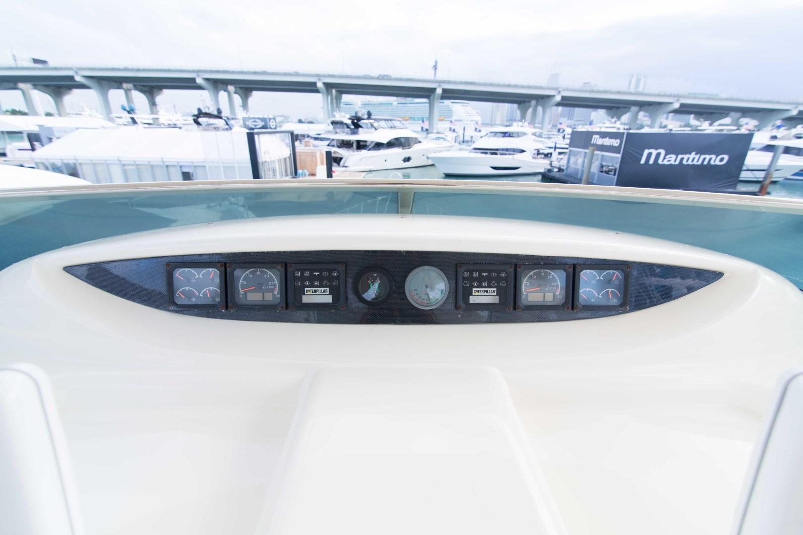 Azimut-Motor Yacht 2001-Enchanted Lady North Palm Beach-Florida-United States-Flybridge-1372216 | Thumbnail
