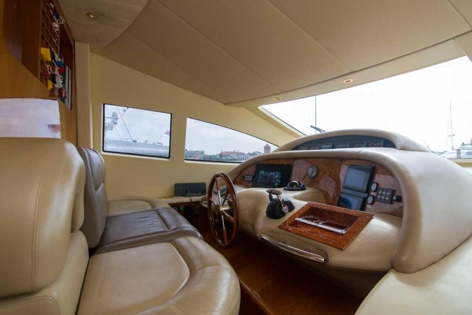 Azimut-Motor Yacht 2001-Enchanted Lady North Palm Beach-Florida-United States-Helm-1372132 | Thumbnail