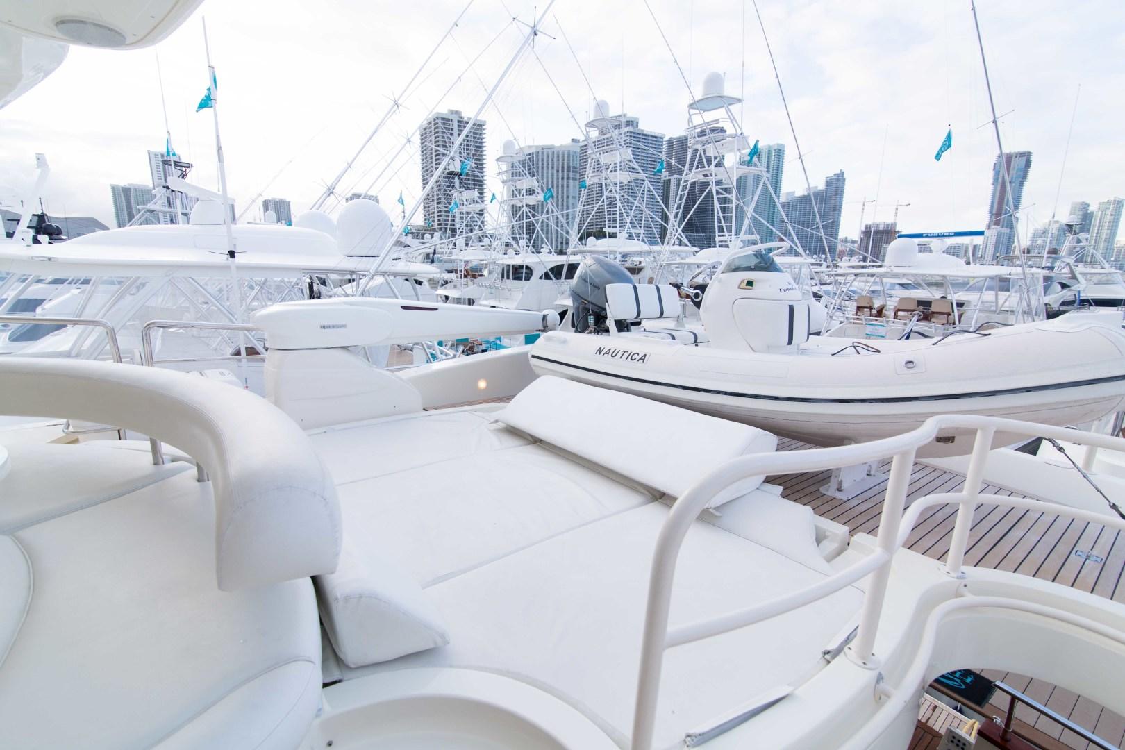 Azimut-Motor Yacht 2001-Enchanted Lady North Palm Beach-Florida-United States-Flybridge-1372228 | Thumbnail