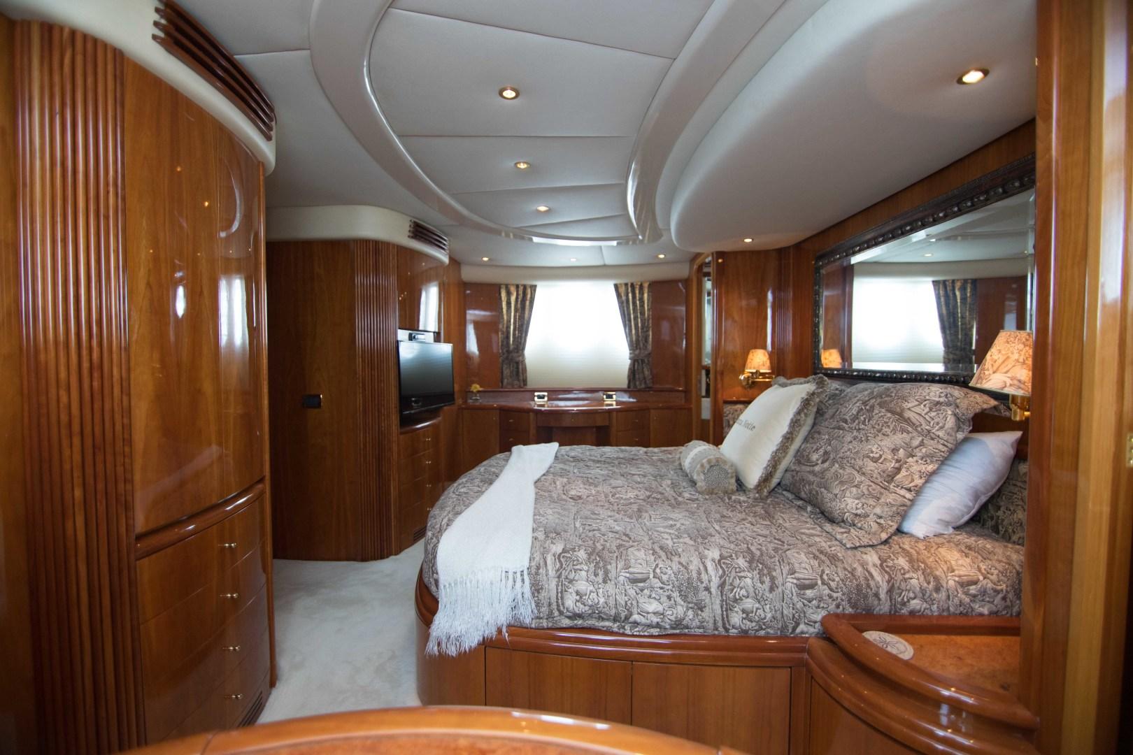 Azimut-Motor Yacht 2001-Enchanted Lady North Palm Beach-Florida-United States-Master Stateroom-1372142 | Thumbnail