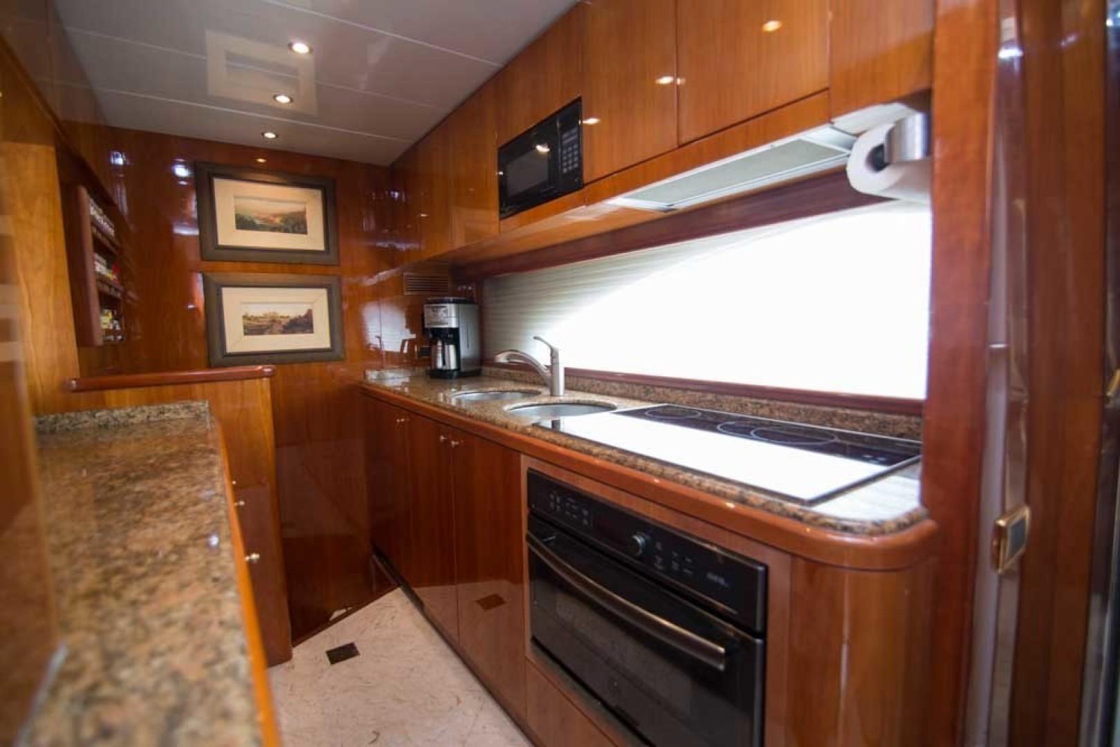 Azimut-Motor Yacht 2001-Enchanted Lady North Palm Beach-Florida-United States-Galley-1372134 | Thumbnail