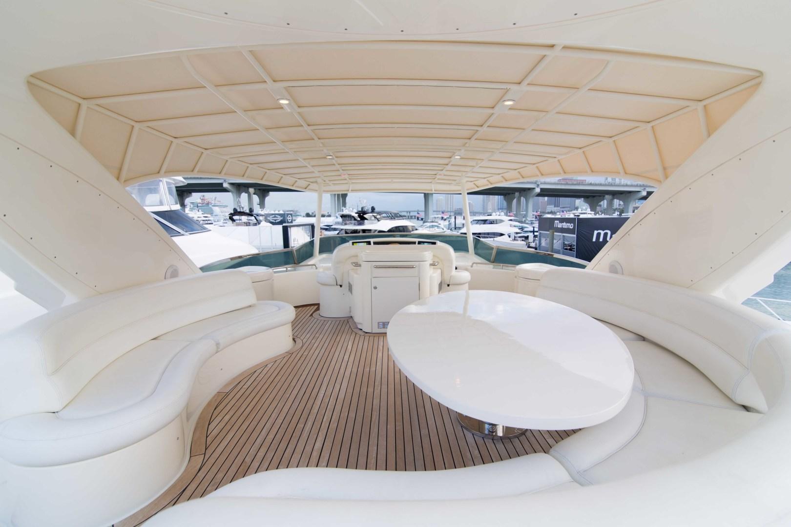 Azimut-Motor Yacht 2001-Enchanted Lady North Palm Beach-Florida-United States-Flybridge-1372226 | Thumbnail