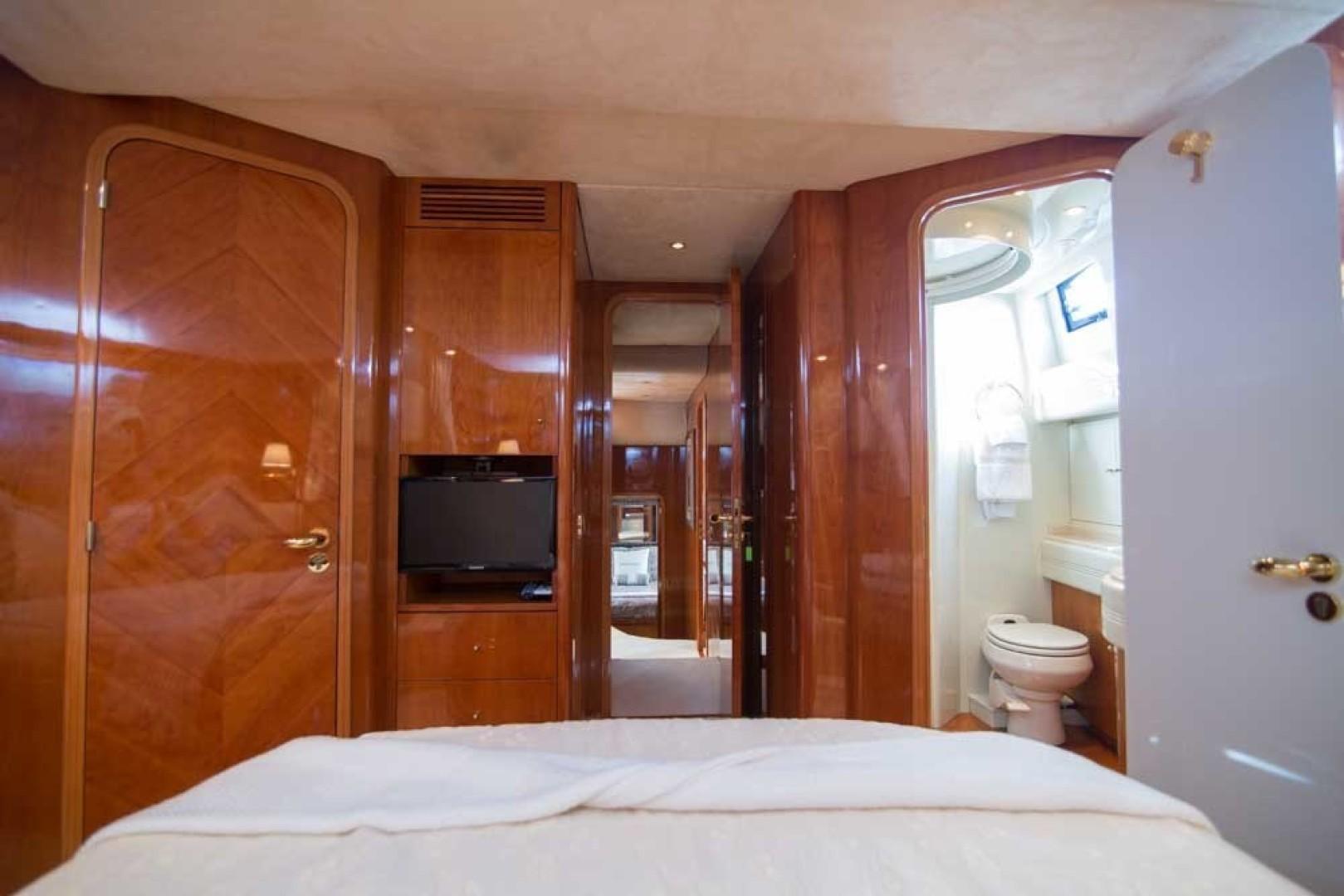 Azimut-Motor Yacht 2001-Enchanted Lady North Palm Beach-Florida-United States-VIP Stateroom-1372158 | Thumbnail