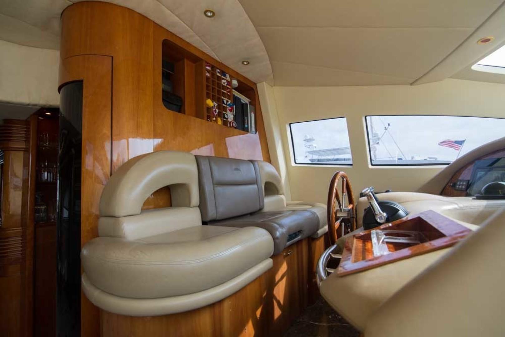 Azimut-Motor Yacht 2001-Enchanted Lady North Palm Beach-Florida-United States-Helm-1372118 | Thumbnail