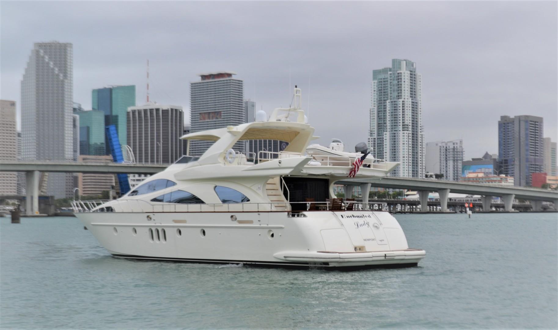 Azimut-Motor Yacht 2001-Enchanted Lady North Palm Beach-Florida-United States-Enchanted Lady-1372260 | Thumbnail