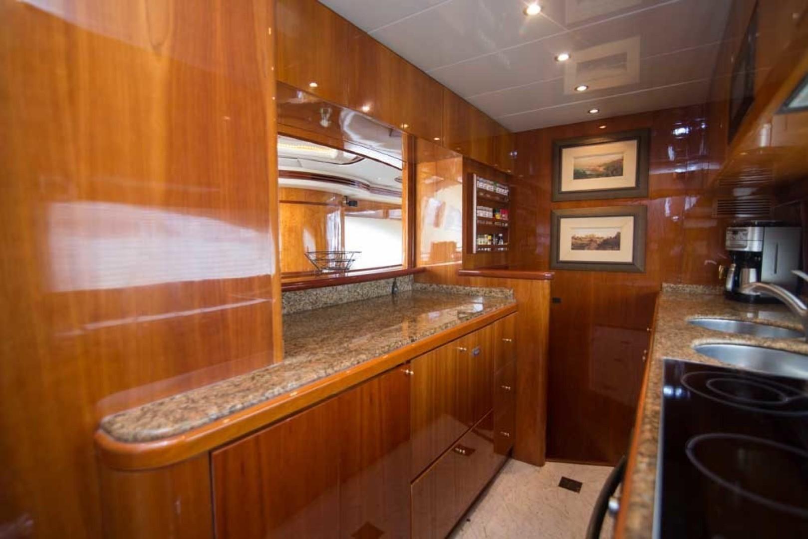 Azimut-Motor Yacht 2001-Enchanted Lady North Palm Beach-Florida-United States-Galley-1372133 | Thumbnail
