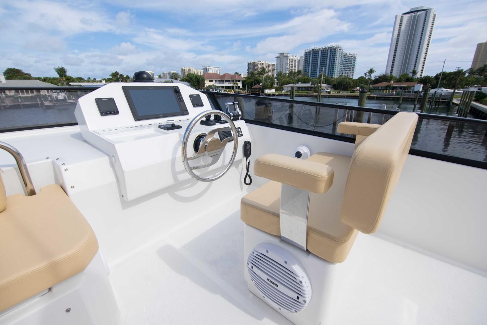 Sundeck-58 Sport 2019-LJ IV Singer Island-Florida-United States-Flybridge-1373081 | Thumbnail