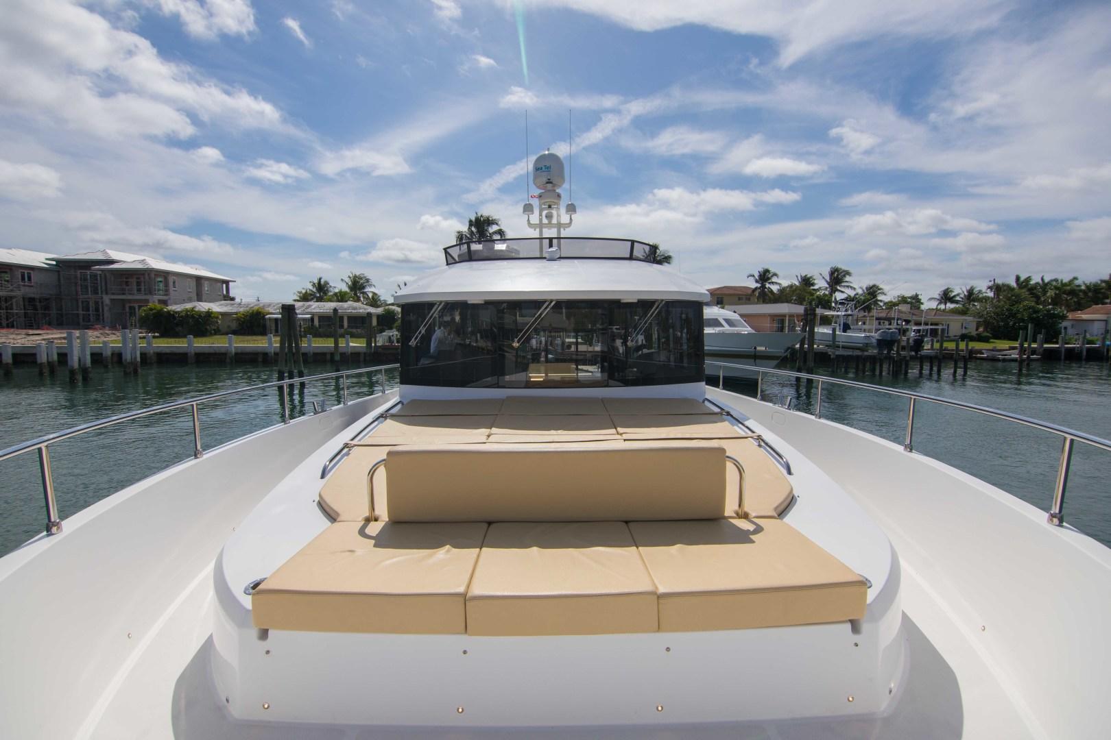 Sundeck-58 Sport 2019-LJ IV Singer Island-Florida-United States-Bow-1373093 | Thumbnail