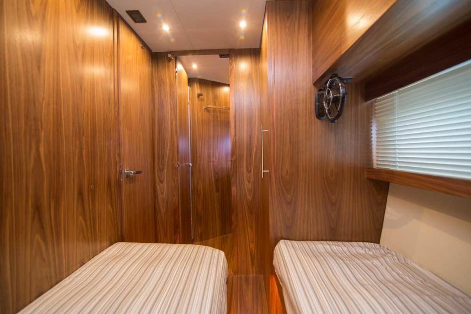 Sundeck-58 Sport 2019-LJ IV Singer Island-Florida-United States-Guest Stateroom-1373047 | Thumbnail