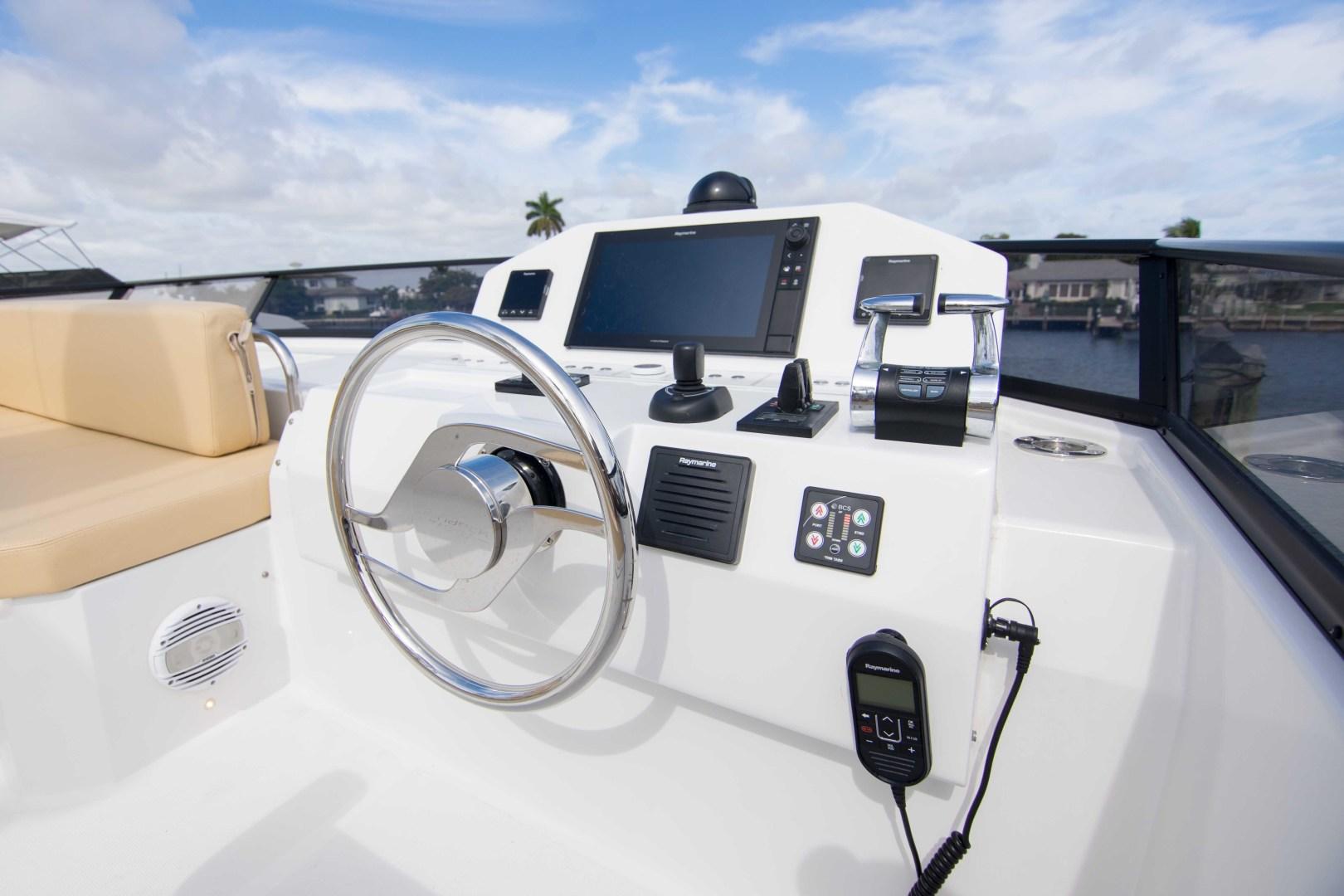 Sundeck-58 Sport 2019-LJ IV Singer Island-Florida-United States-Flybridge-1373083 | Thumbnail