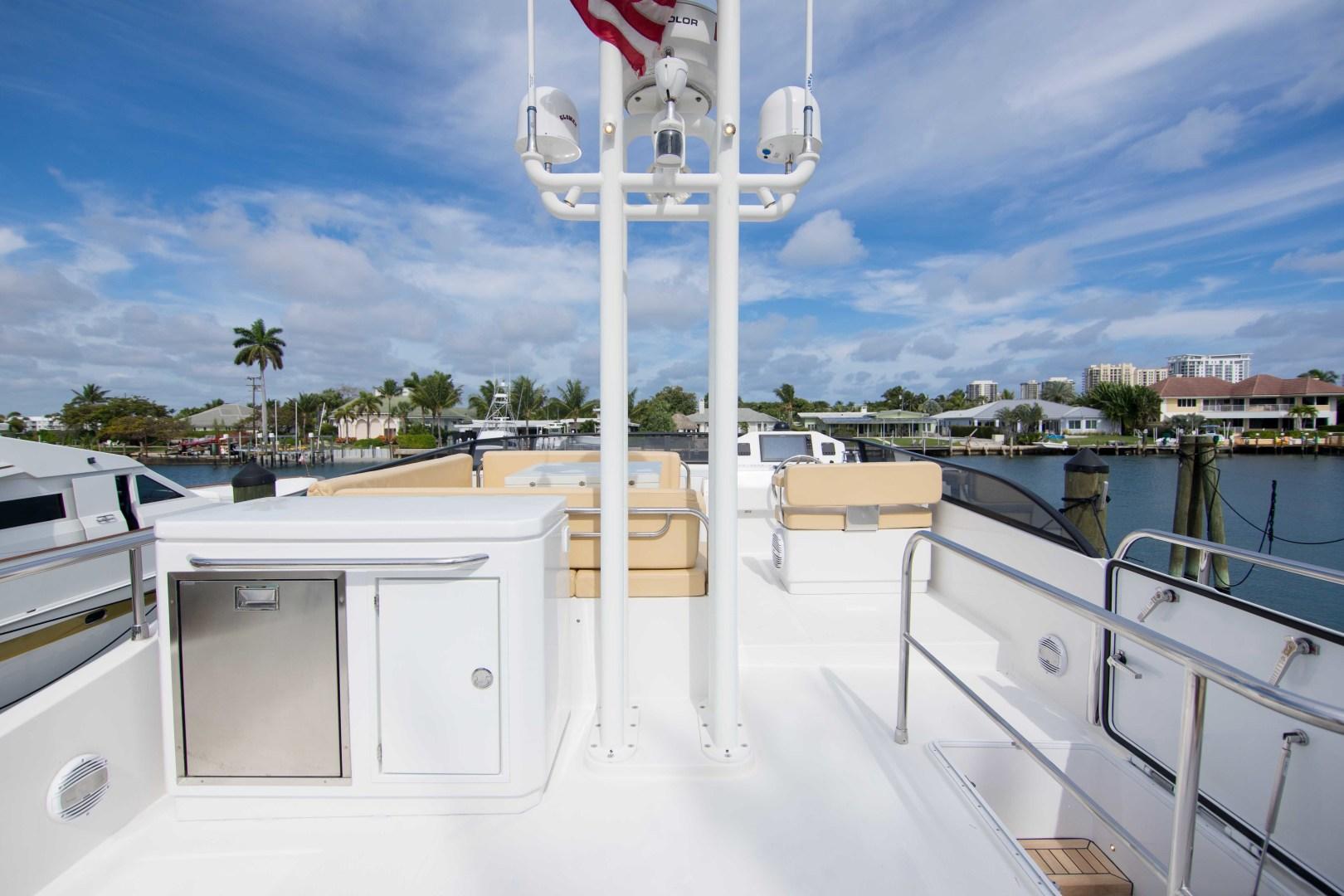Sundeck-58 Sport 2019-LJ IV Singer Island-Florida-United States-Flybridge-1373092 | Thumbnail