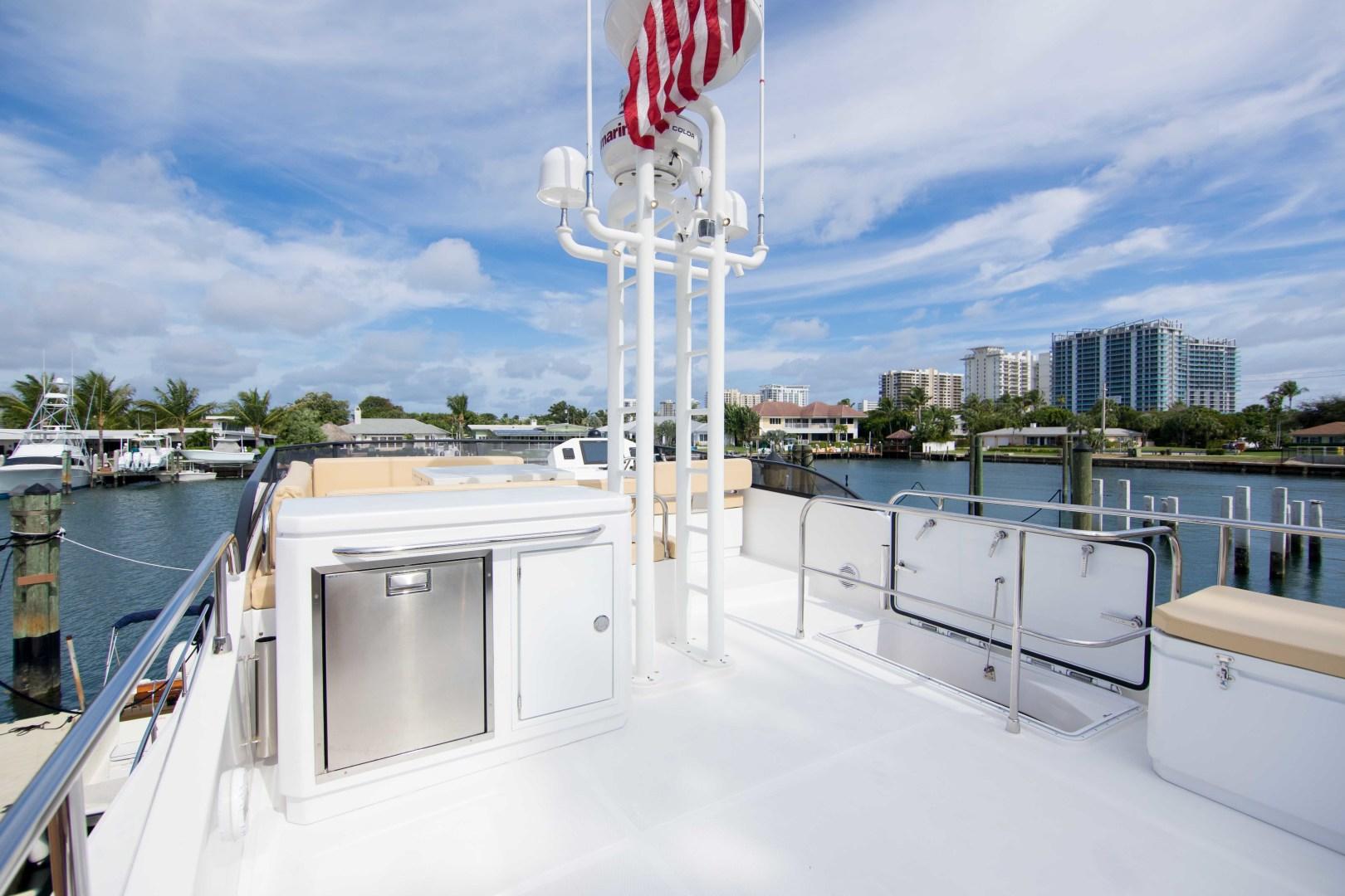 Sundeck-58 Sport 2019-LJ IV Singer Island-Florida-United States-Flybridge-1373072 | Thumbnail