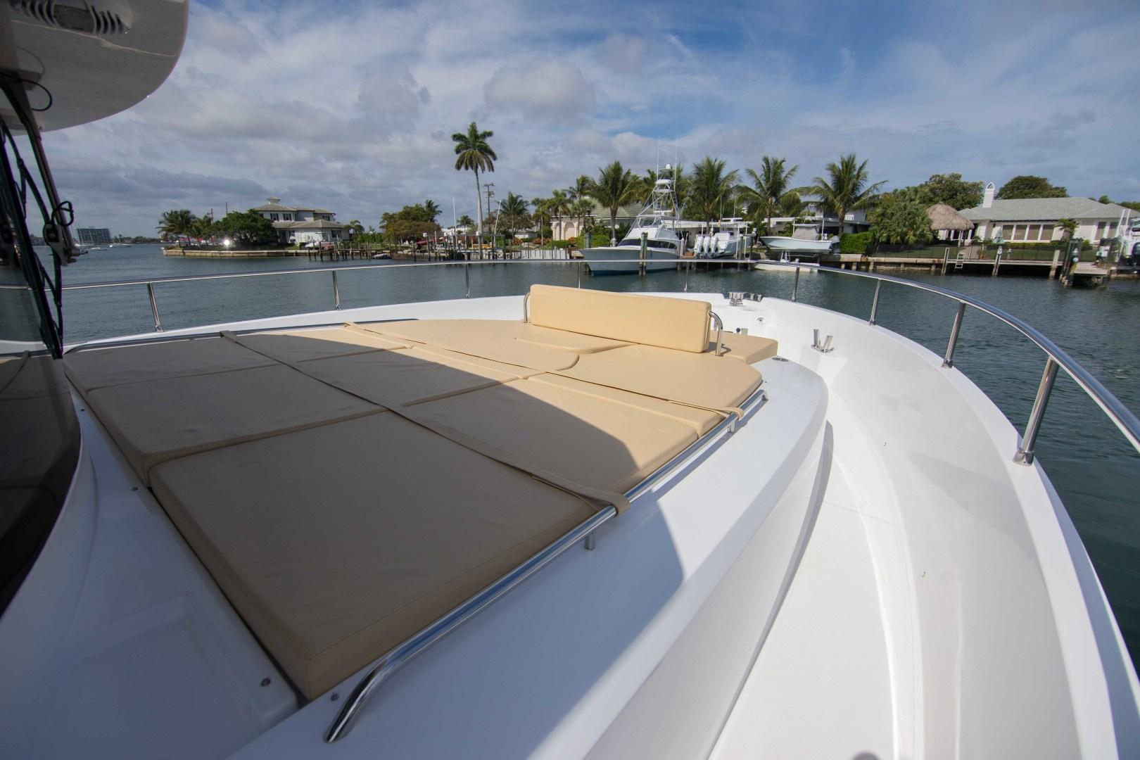 Sundeck-58 Sport 2019-LJ IV Singer Island-Florida-United States-Bow-1373096 | Thumbnail