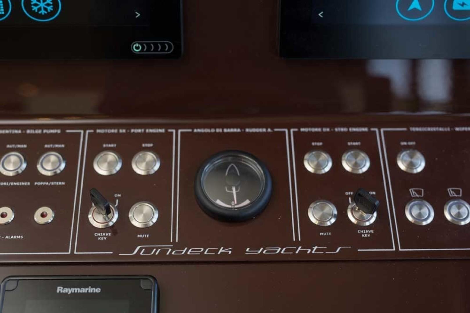 Sundeck-58 Sport 2019-LJ IV Singer Island-Florida-United States-Helm-1373004 | Thumbnail