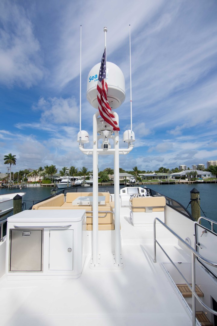 Sundeck-58 Sport 2019-LJ IV Singer Island-Florida-United States-Flybridge-1373074 | Thumbnail