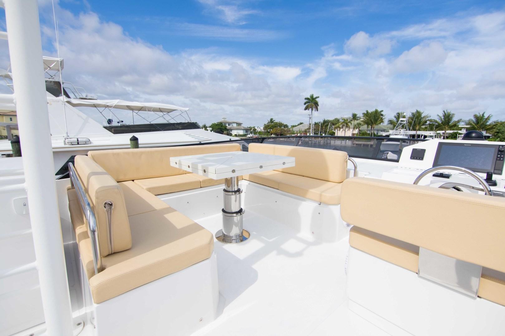 Sundeck-58 Sport 2019-LJ IV Singer Island-Florida-United States-Flybridge-1373079 | Thumbnail