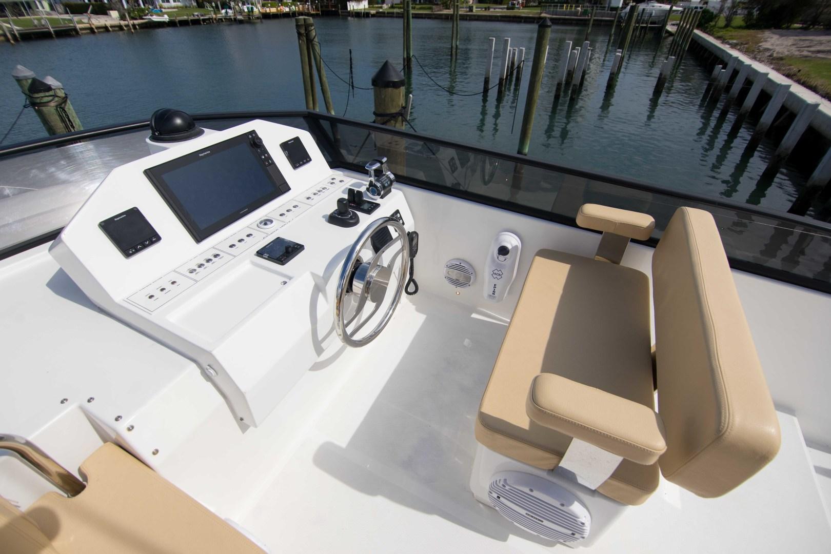 Sundeck-58 Sport 2019-LJ IV Singer Island-Florida-United States-Flybridge-1373087 | Thumbnail