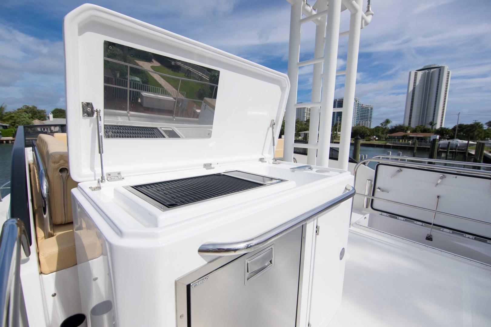 Sundeck-58 Sport 2019-LJ IV Singer Island-Florida-United States-Flybridge-1373077 | Thumbnail