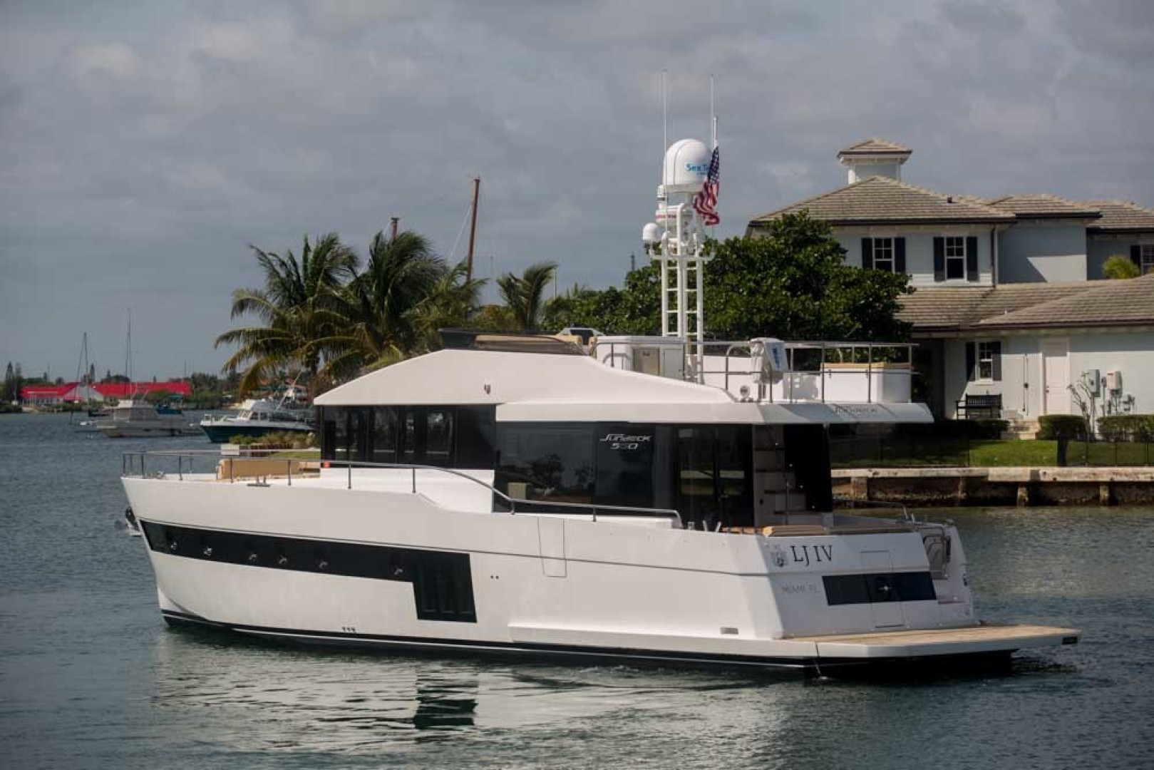 Sundeck-58 Sport 2019-LJ IV Singer Island-Florida-United States-LJ IV-1373125 | Thumbnail
