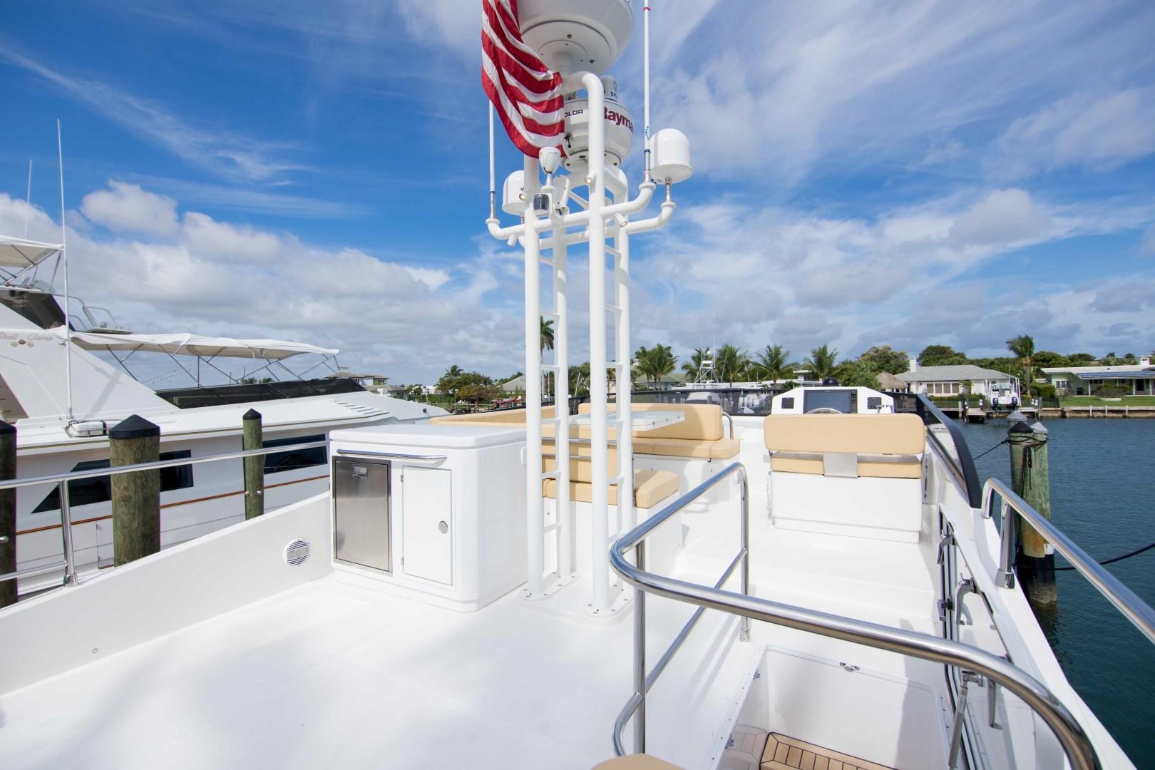 Sundeck-58 Sport 2019-LJ IV Singer Island-Florida-United States-Flybridge-1373073 | Thumbnail