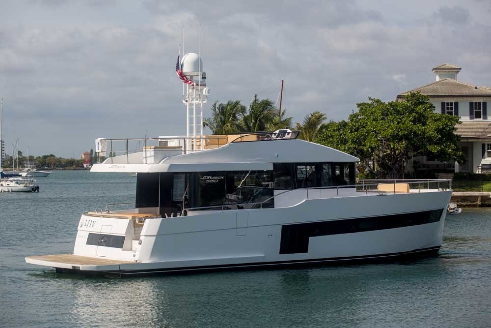 Sundeck-58 Sport 2019-LJ IV Singer Island-Florida-United States-LJ IV-1373121 | Thumbnail