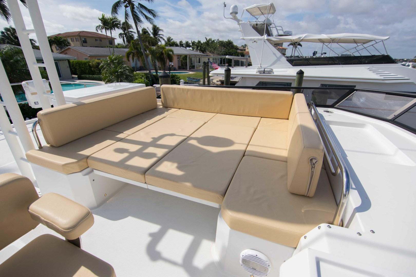 Sundeck-58 Sport 2019-LJ IV Singer Island-Florida-United States-Flybridge-1373089 | Thumbnail