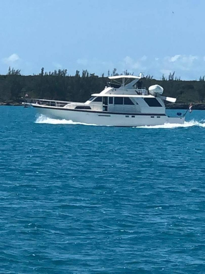 Picture Of: 58' Hatteras Yacht Fisherman 1979 Yacht For Sale | 2 of 67