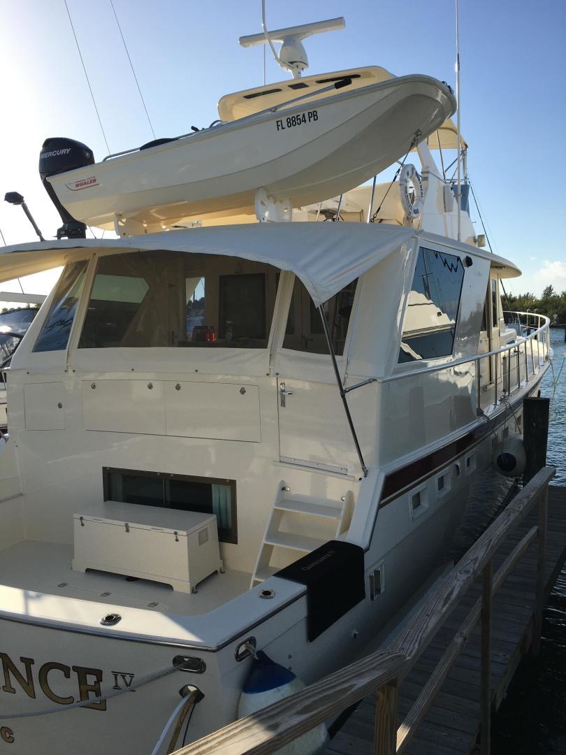 Hatteras-Yacht Fisherman 1979-QUINTESSENCE IV Fort Pierce-United States-1373273 | Thumbnail