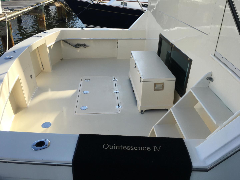 Hatteras-Yacht Fisherman 1979-QUINTESSENCE IV Fort Pierce-United States-1373275 | Thumbnail